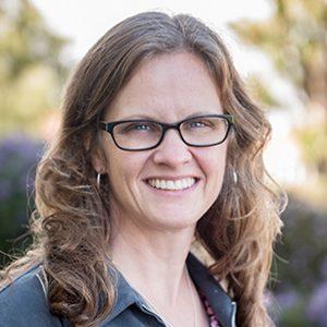 Director of Admissions Kari Dorth