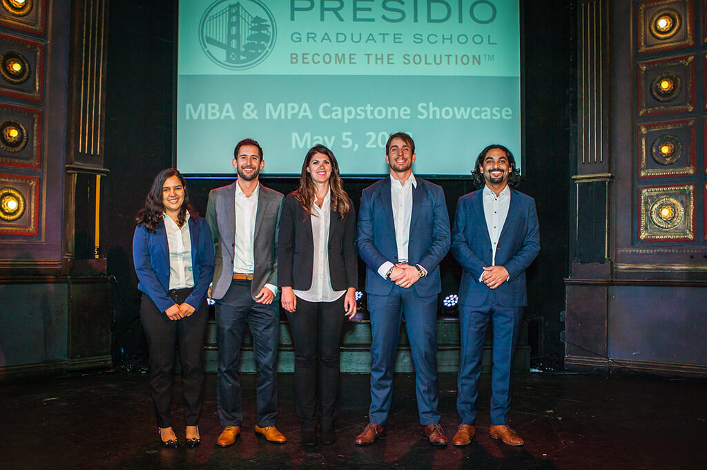 Student Showcase presentation 2019