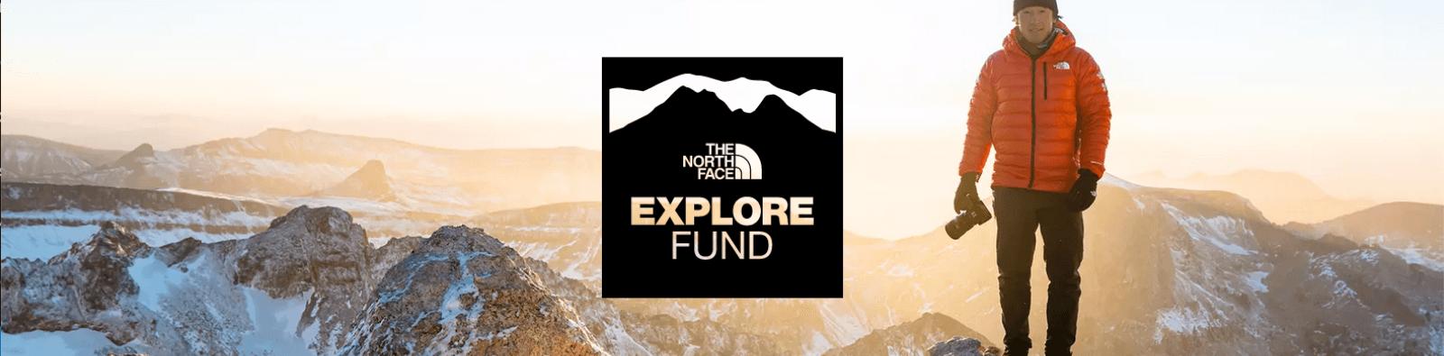 The North Face Explore Fund